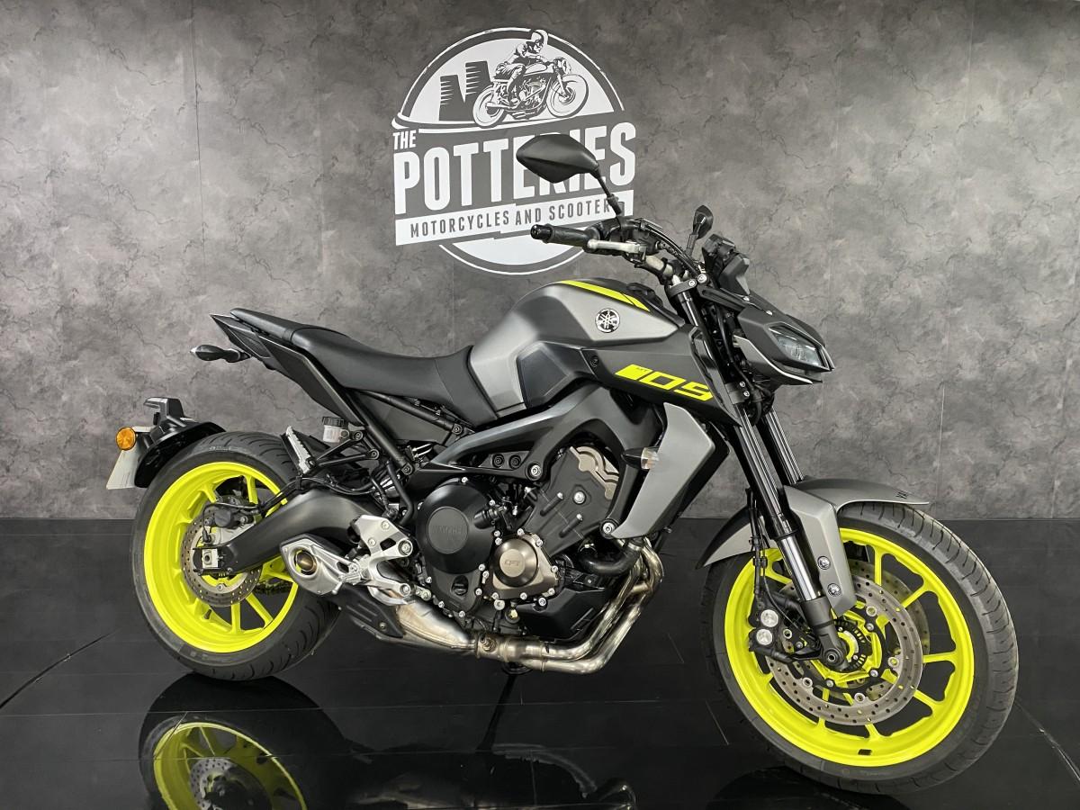 Buy Online Yamaha MT09