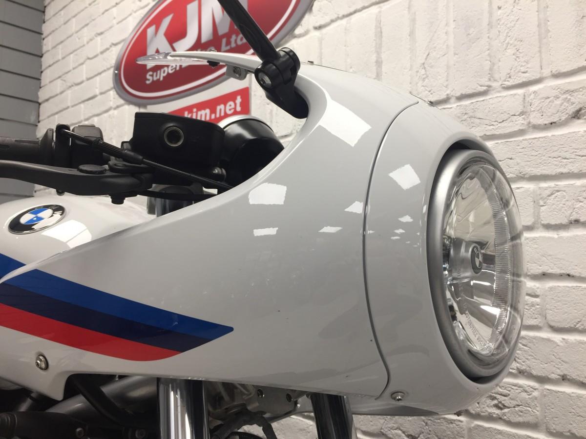 BMW R NINE T RACER 2018