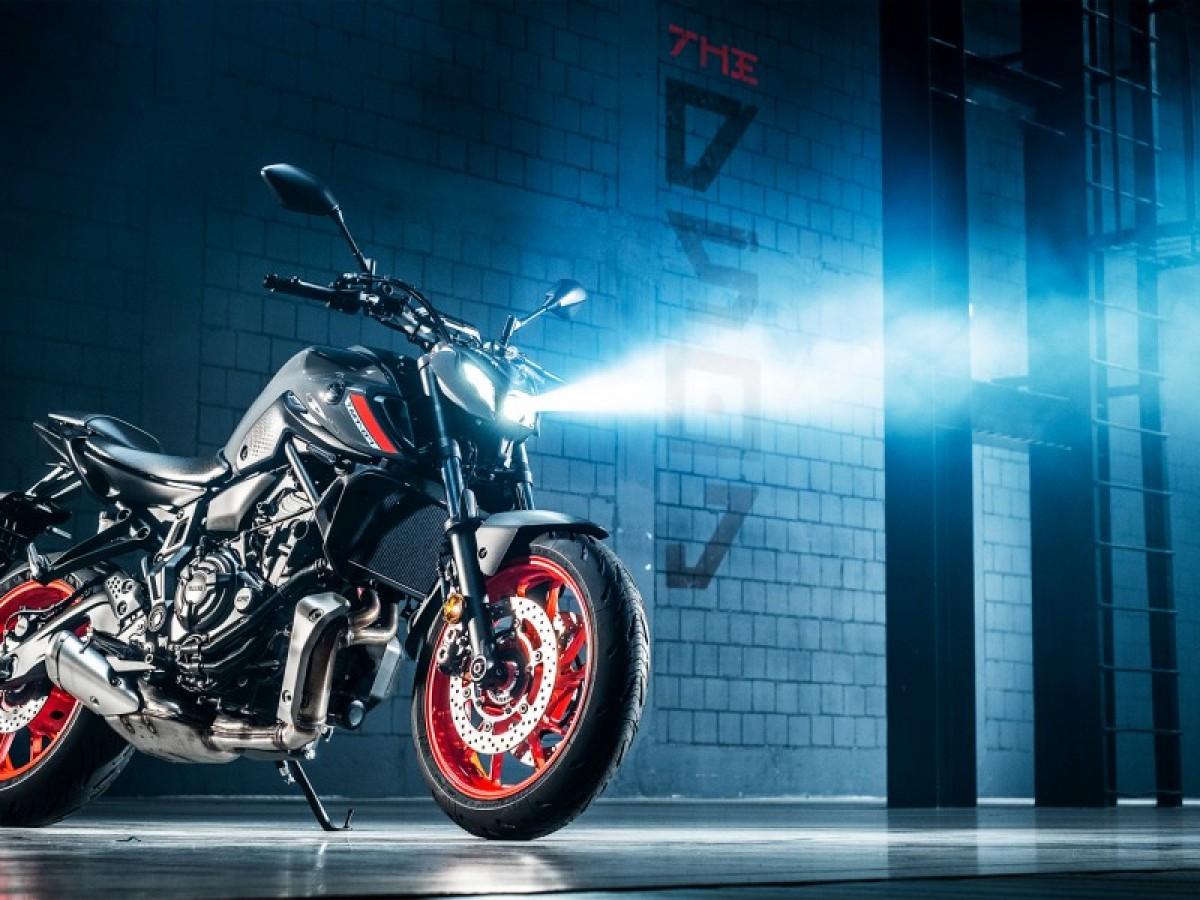 2021 Yamaha MT-07