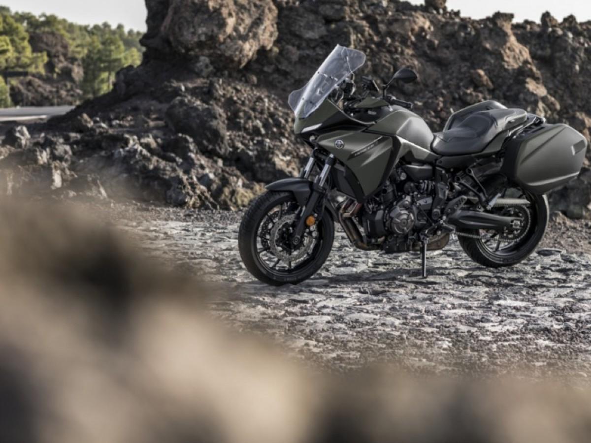 Yamaha Tracer 7 GT 2021