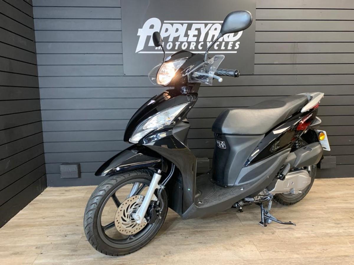 Honda NSC50 2012
