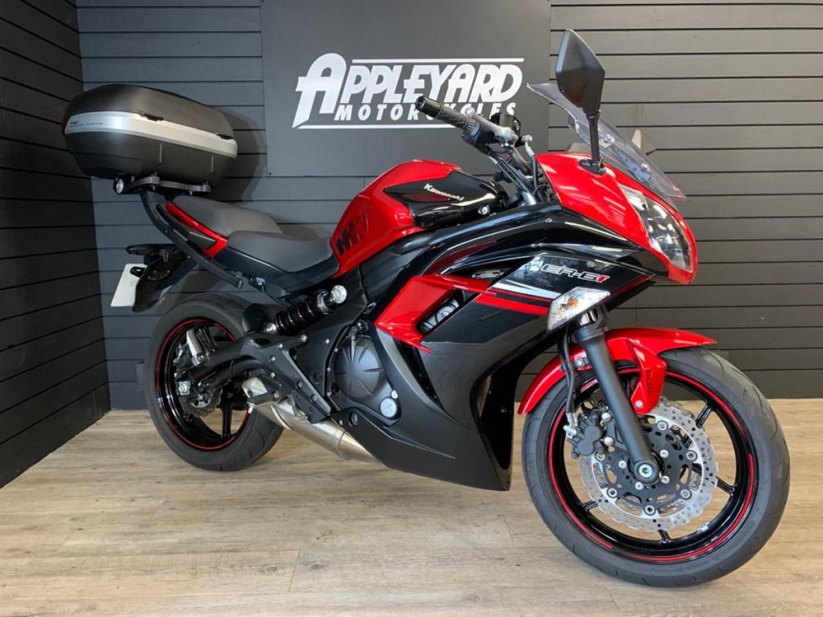 Buy Online Kawasaki ER6F