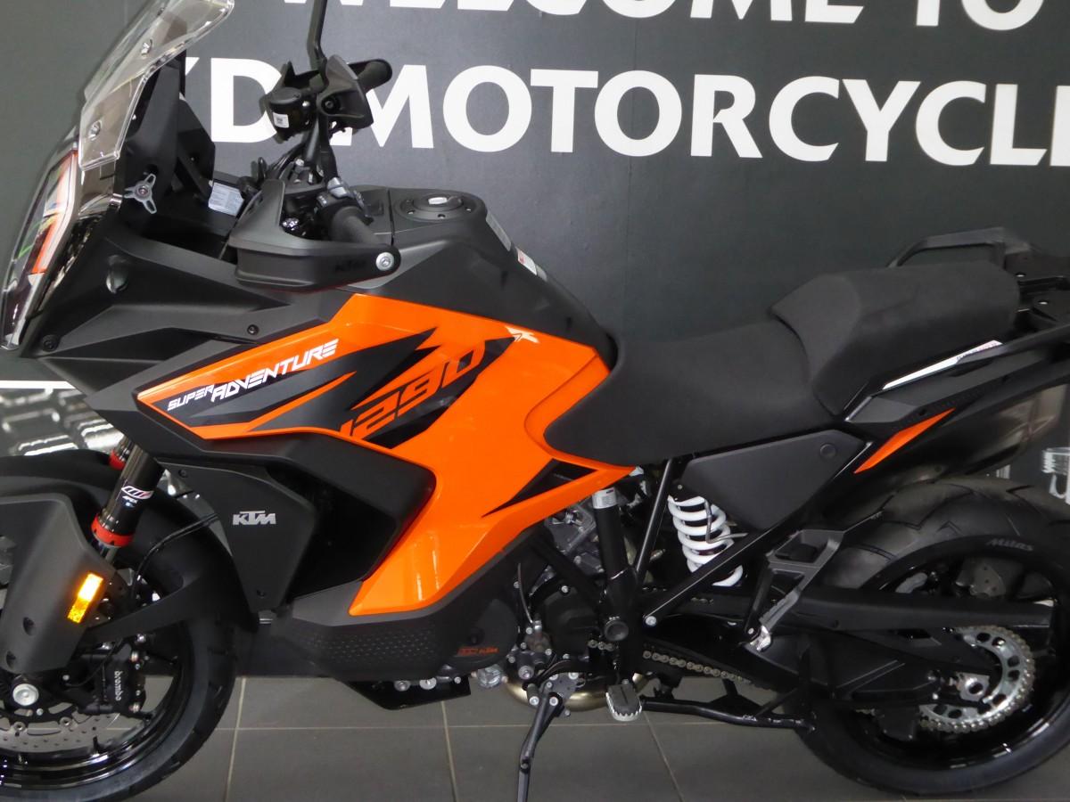 KTM 2021 KTM 1290 Super Adventure S 2021
