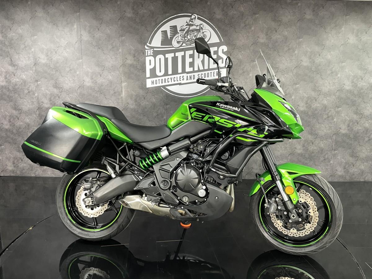 Buy Online Kawasaki Versys 650 SE (KLE FHFA SE)
