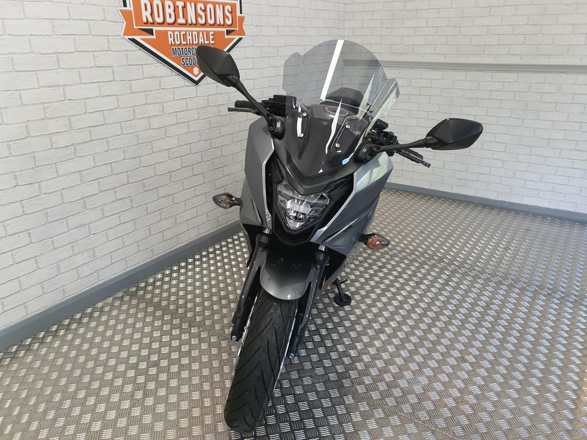 Honda CBR650 F 2019