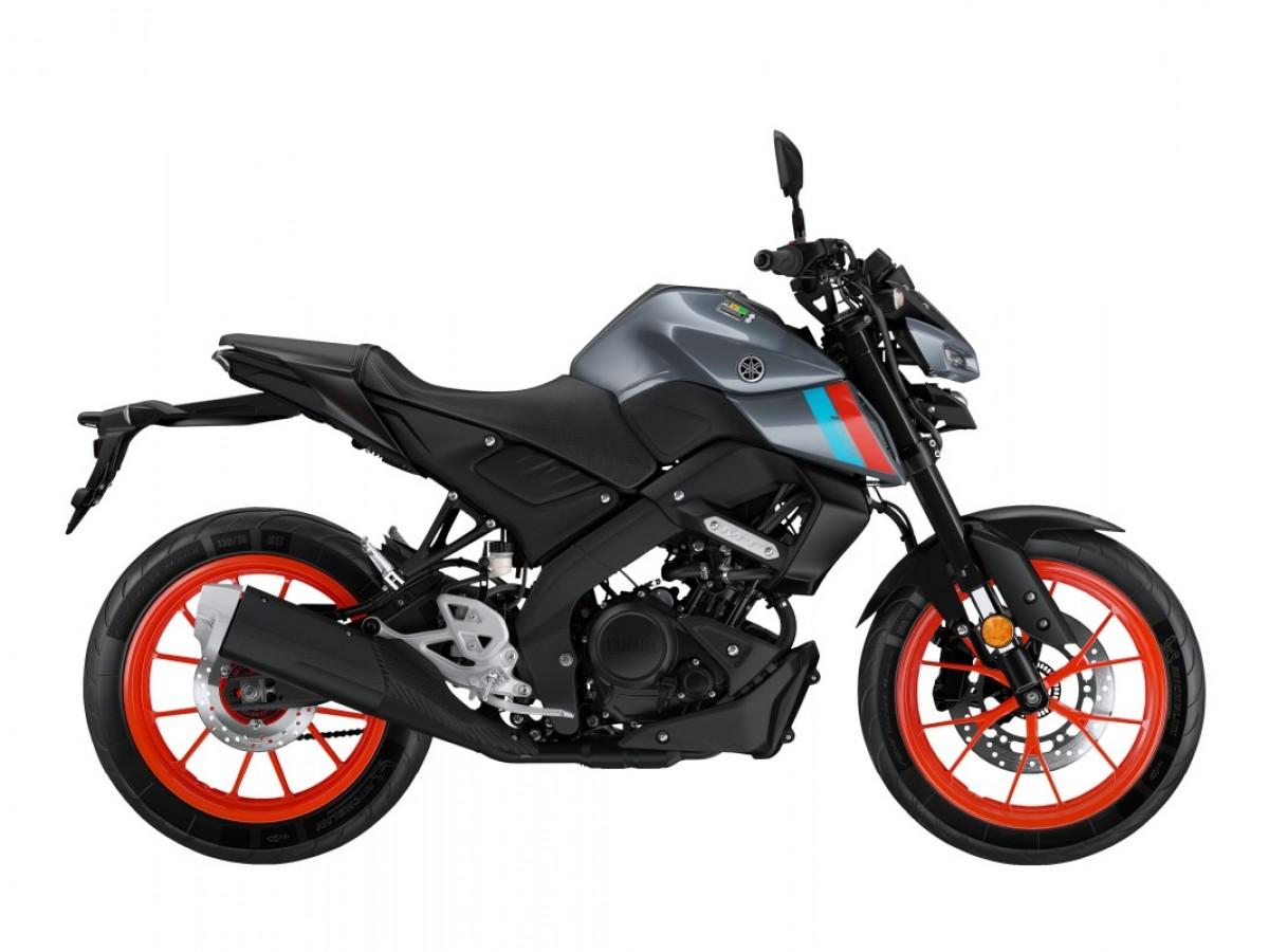 Yamaha MT-125 2021