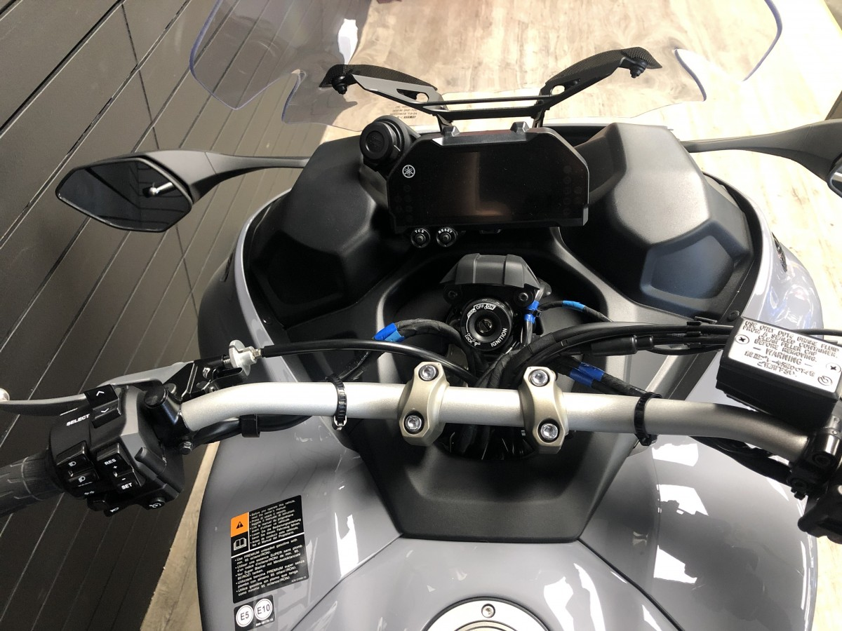 Yamaha Niken GT 2020