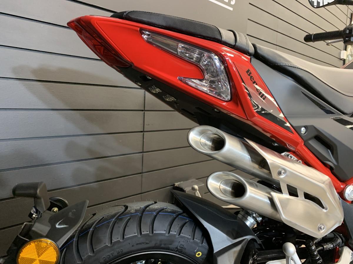 Benelli TnT 125cc RED 2021