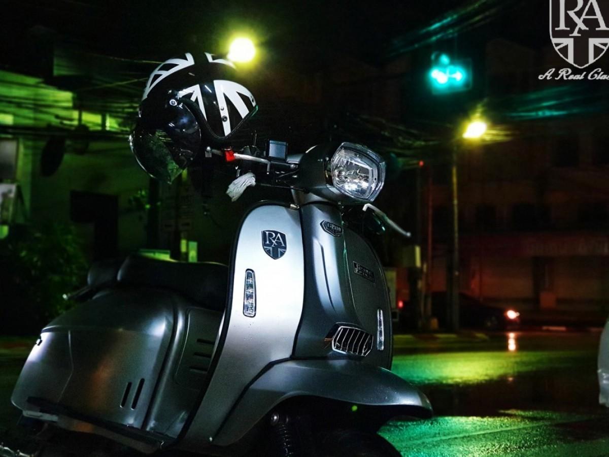 Royal Alloy GT 125cc CBS 2021