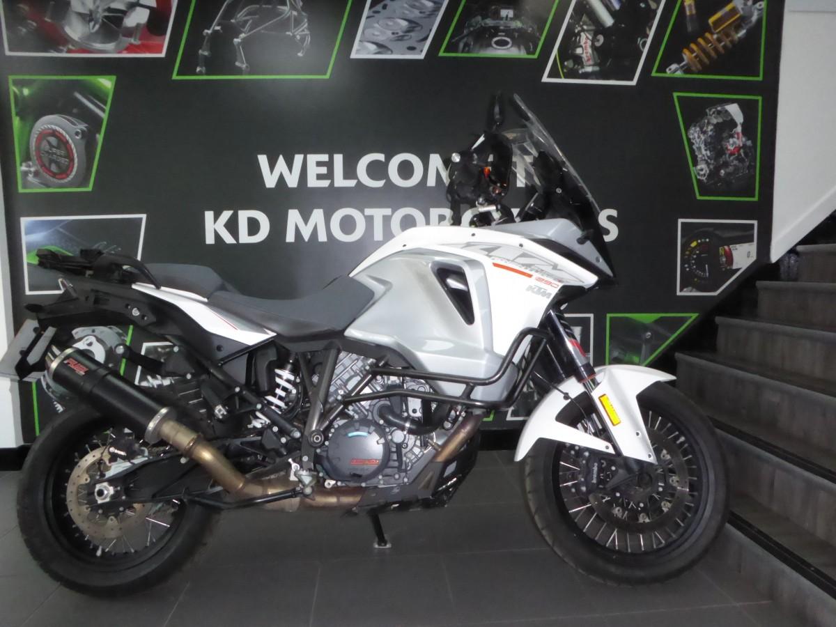 Buy Online KTM 1290 SUPER ADVENTURE T
