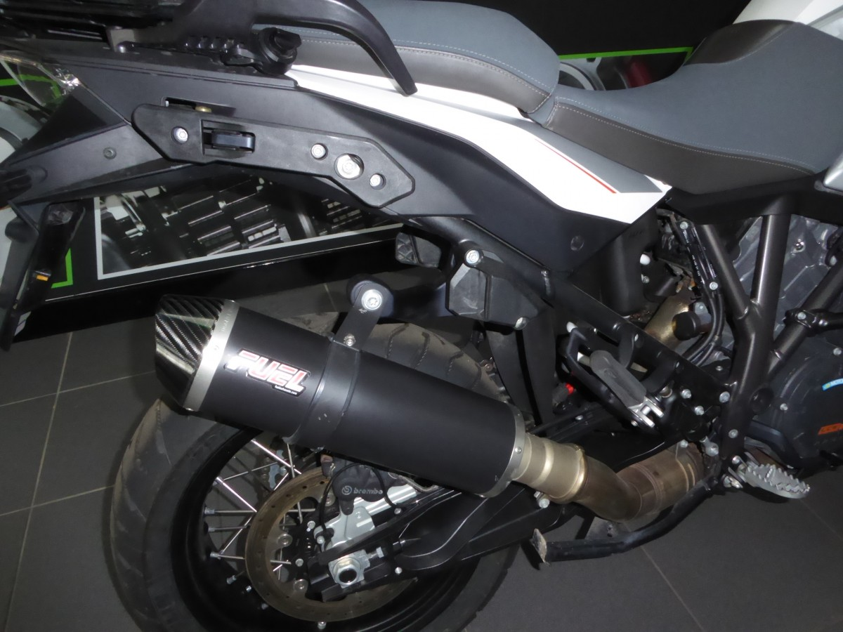KTM 1290 SUPER ADVENTURE T 2017