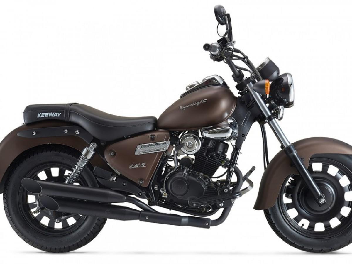 Keeway Superlight 125cc 2021