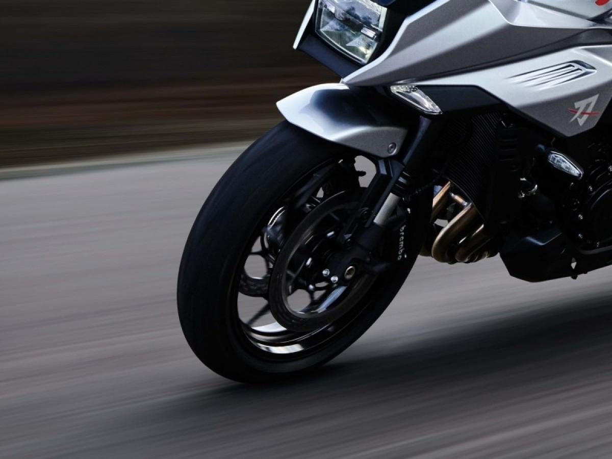 Suzuki Katana Pre Reg 2020