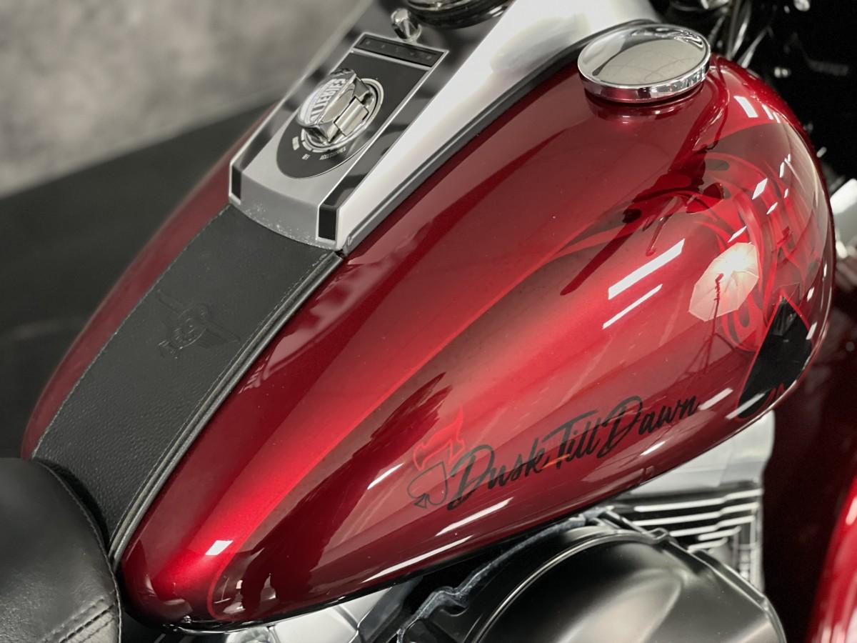Harley Davidson FLSTFB FATBOY LOSP 1 2018