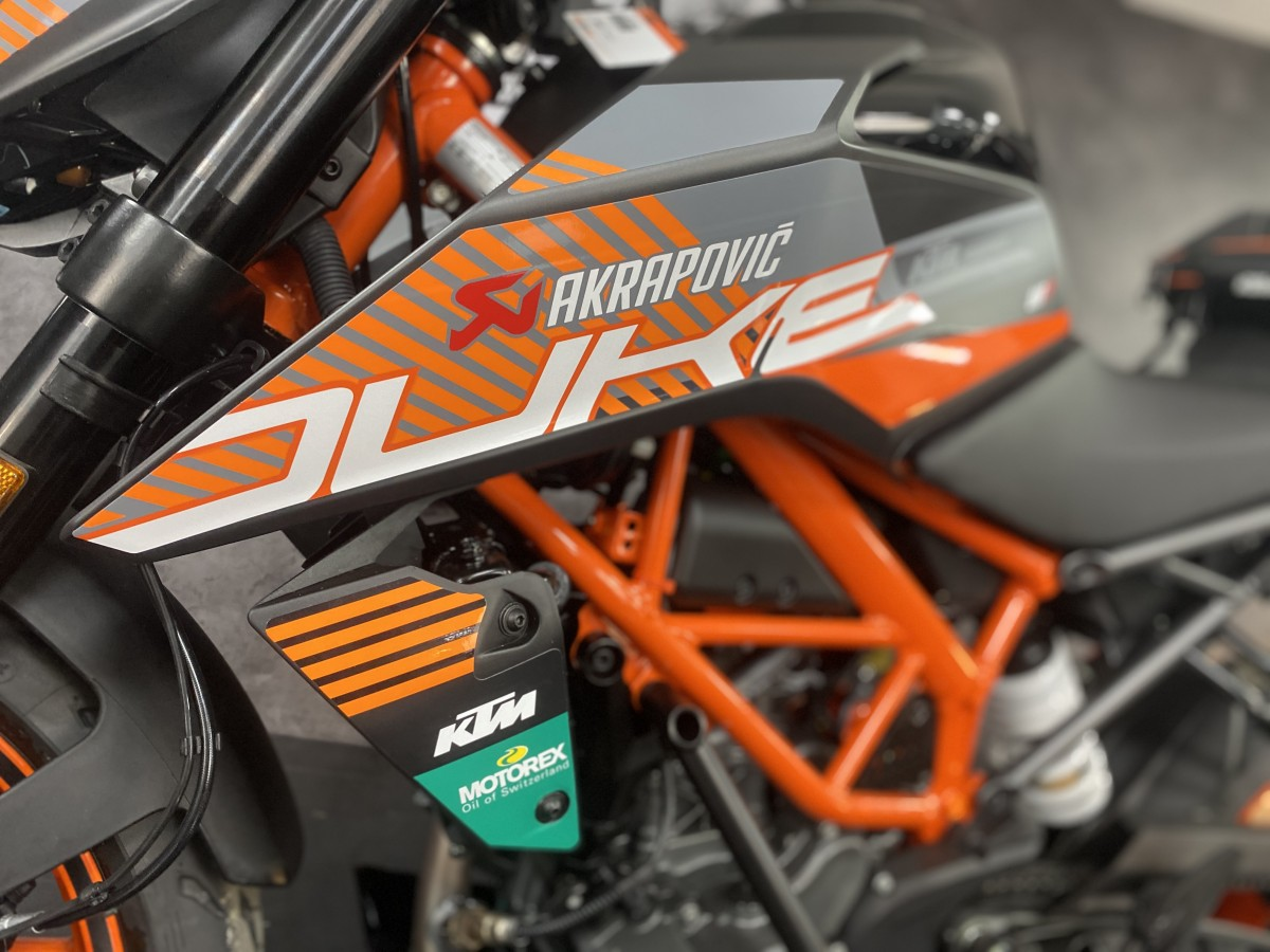 KTM 125 duke Special 2021