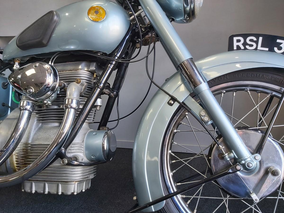 SUNBEAM S8 1951