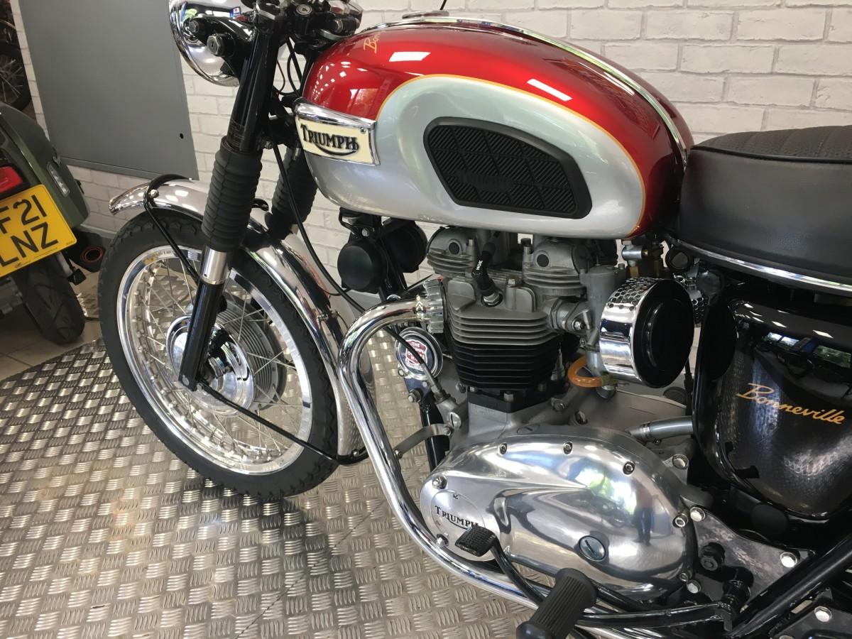 Triumph T120 Bonneville 1970