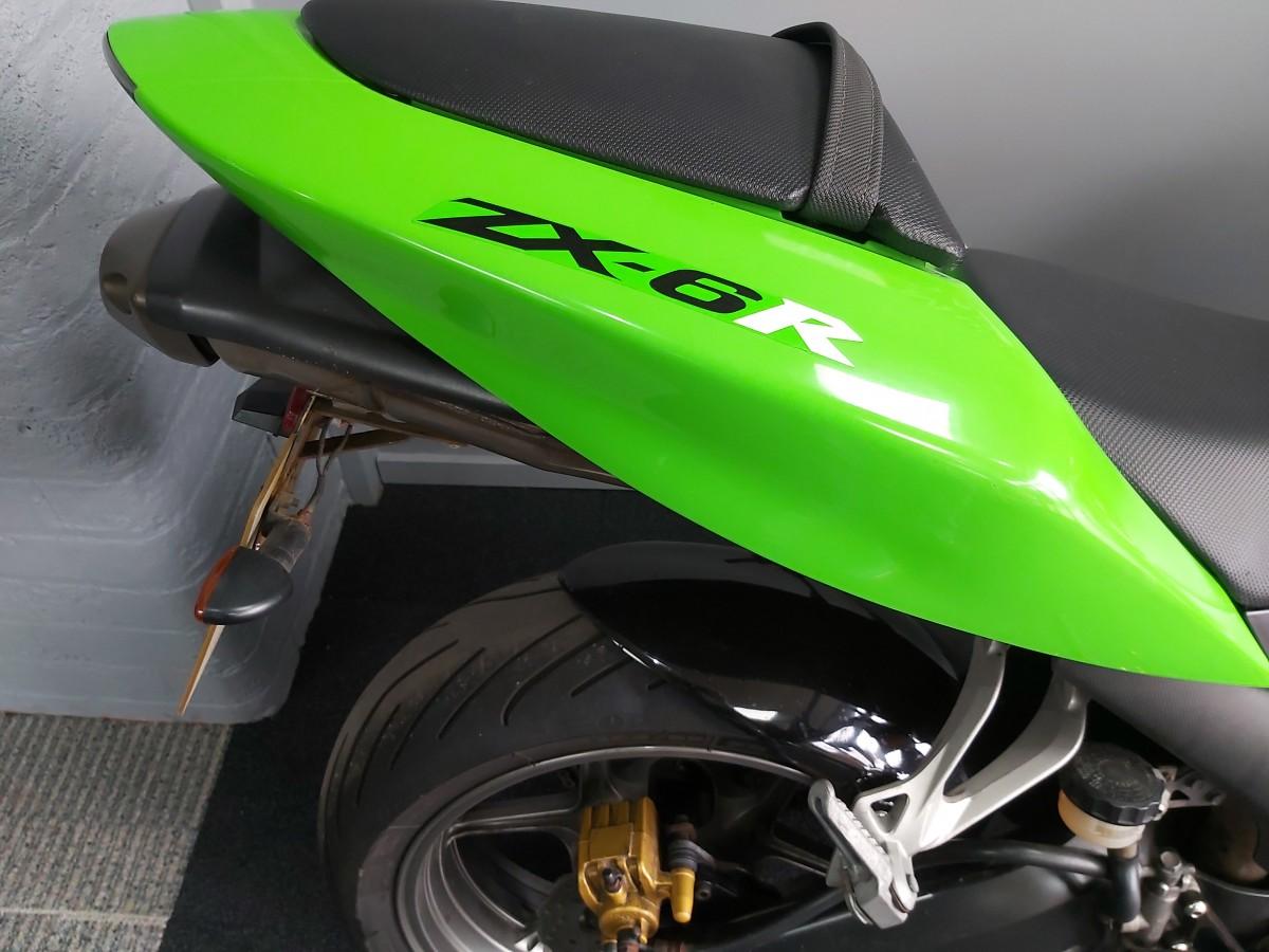 KAWASAKI ZX636 C6F 2006