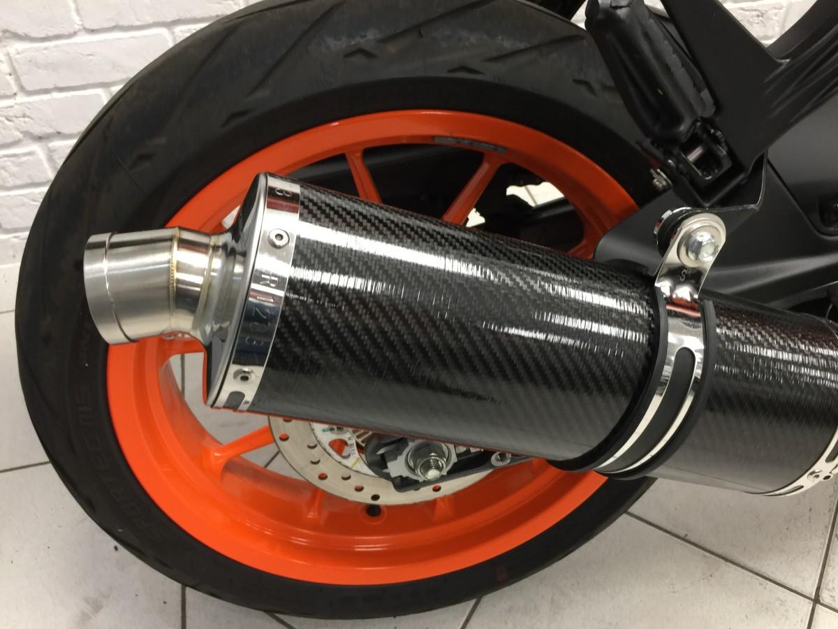 KTM RC390 2018