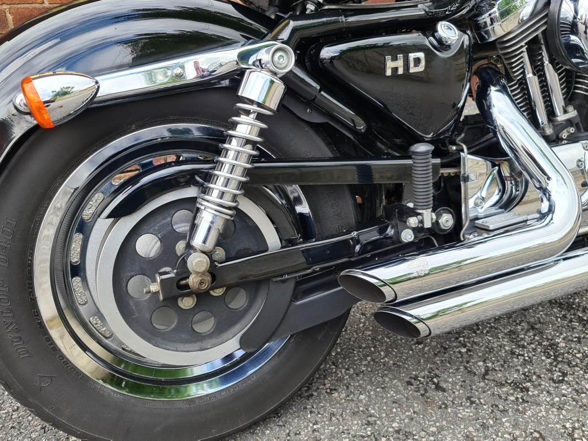 Harley Davidson SPORTSTER 1200 C 2001