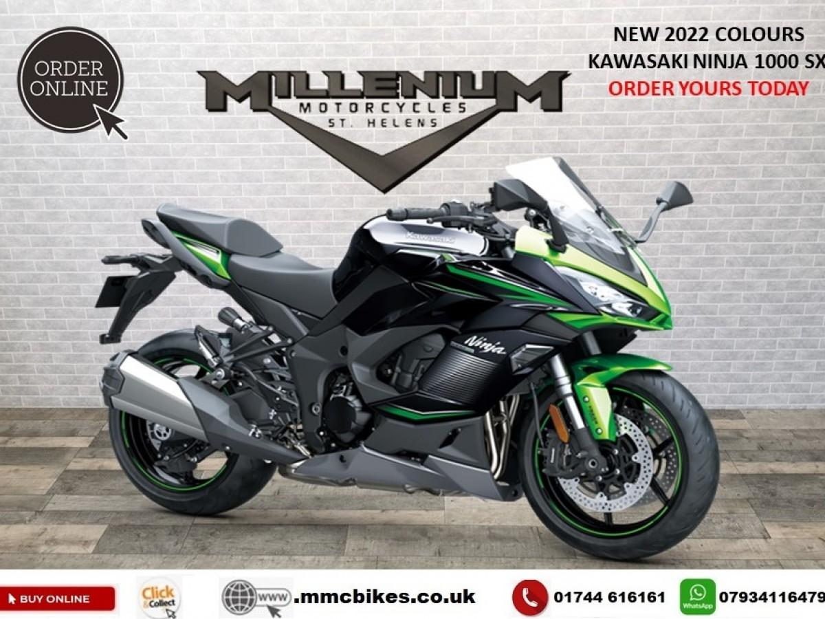 Buy Online Kawasaki Ninja 1000SX
