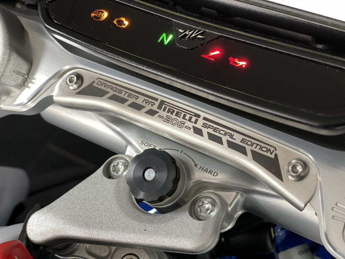 MV AGUSTA Dragster 800 RR Pirelli 2020