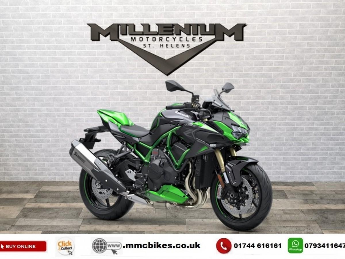 Kawasaki Z H2SE 2021