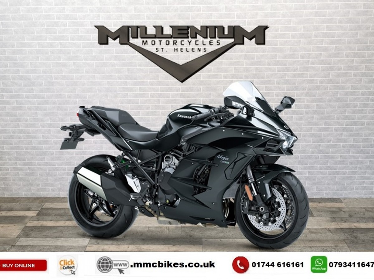 Buy Online Kawasaki Ninja H2 SX