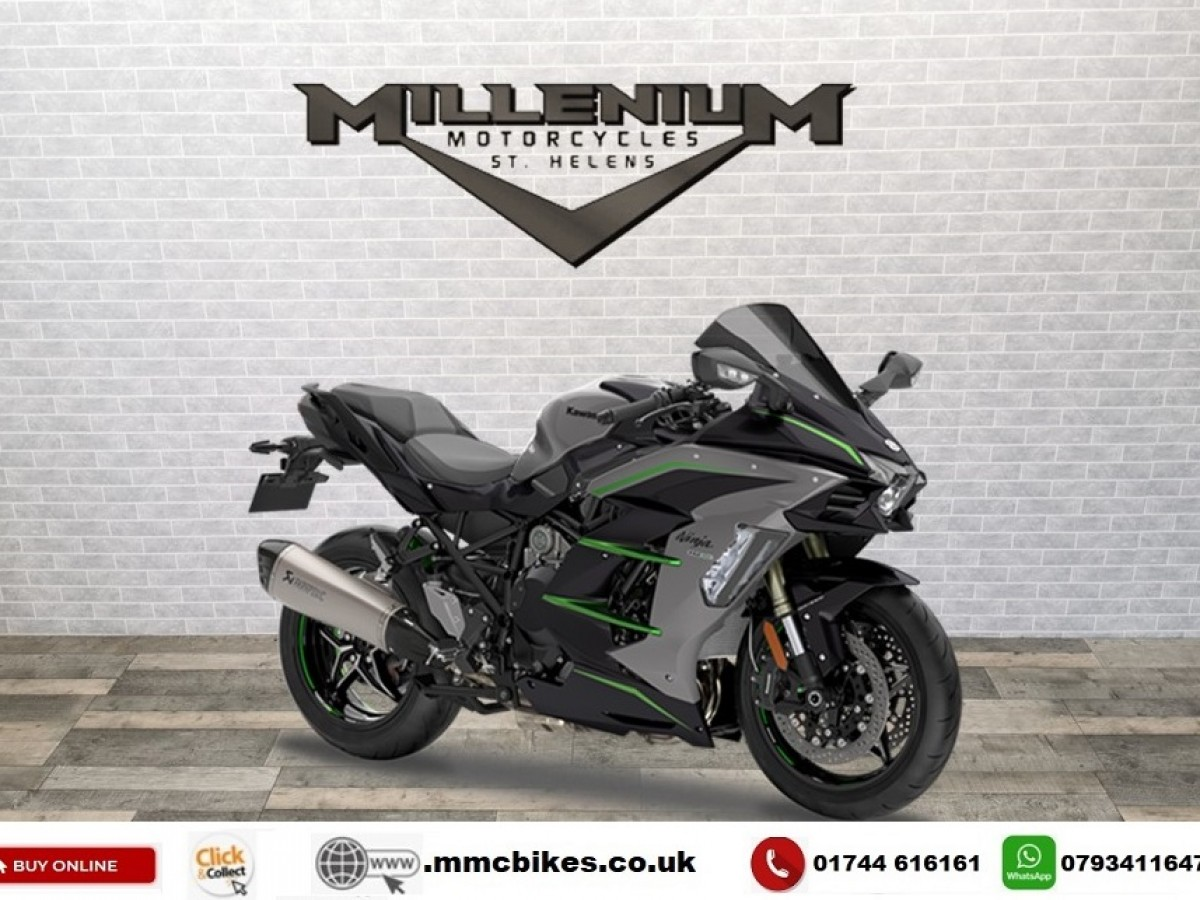 Buy Online Kawasaki Ninja H2 SX SE