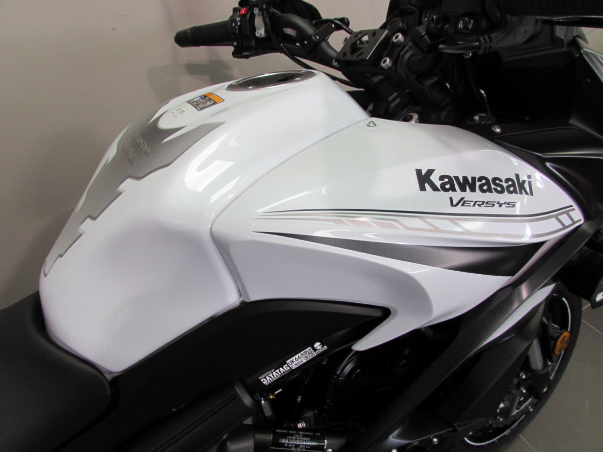 Kawasaki Versys 650 Grand Tourer 2020