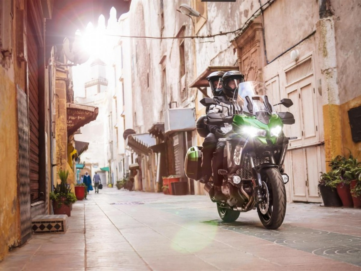Kawasaki Versys 1000 SE EX DEMO 2021
