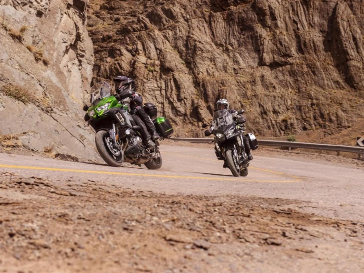 Kawasaki Versys 1000 SE GRAND TOURER 2021