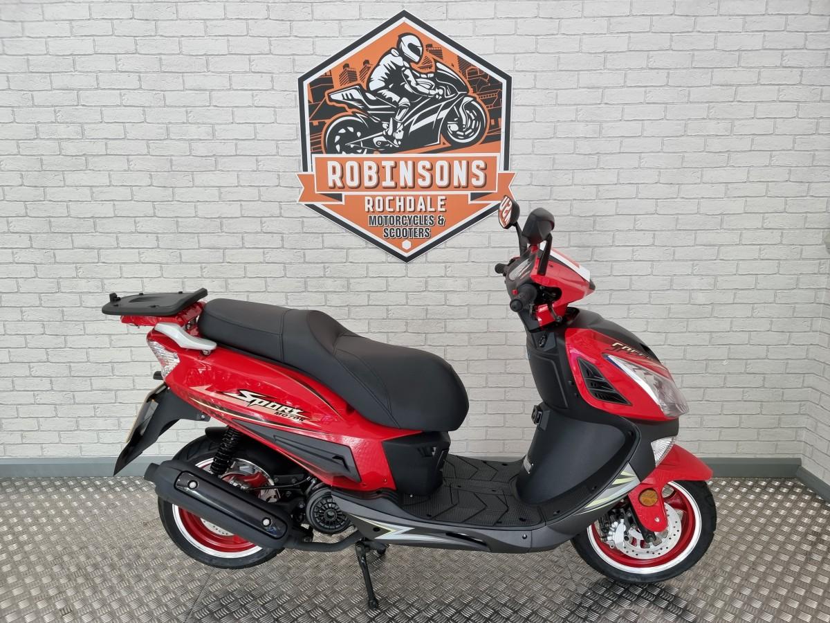 Buy Online Zhongneng Falcon 125