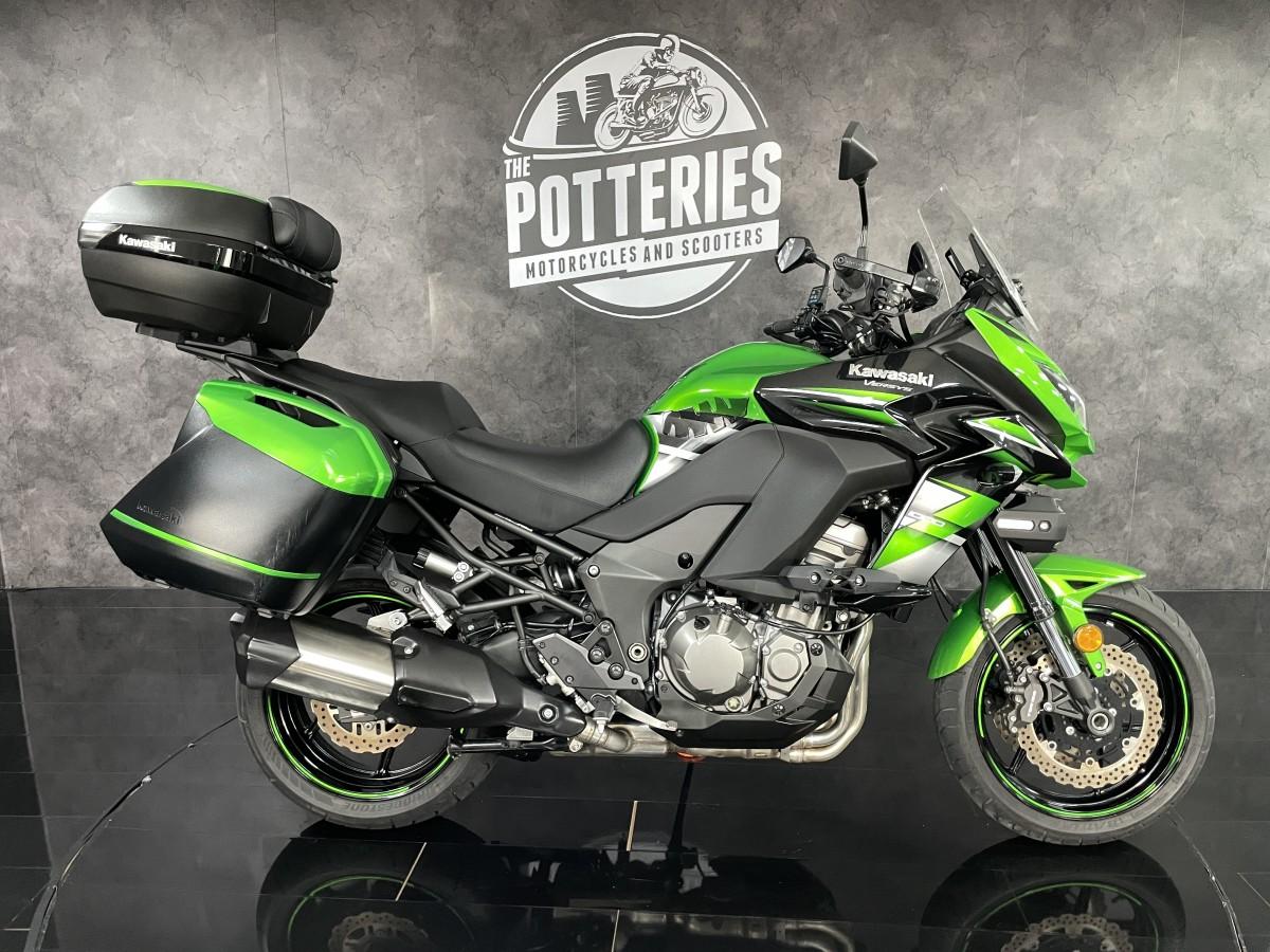 Buy Online Kawasaki Versys 1000 GT (KLZ1000BJFA)