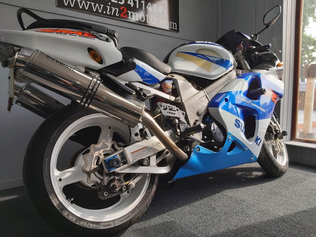 SUZUKI TL1000R X 2000