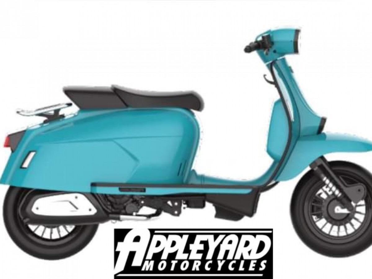 Royal Alloy GP 300cc LC ABS 2021