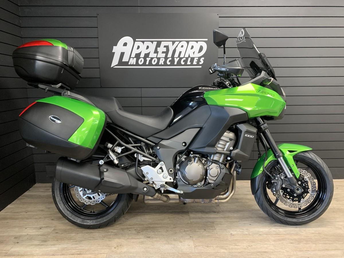 Kawasaki Versys 1000 GT 2014
