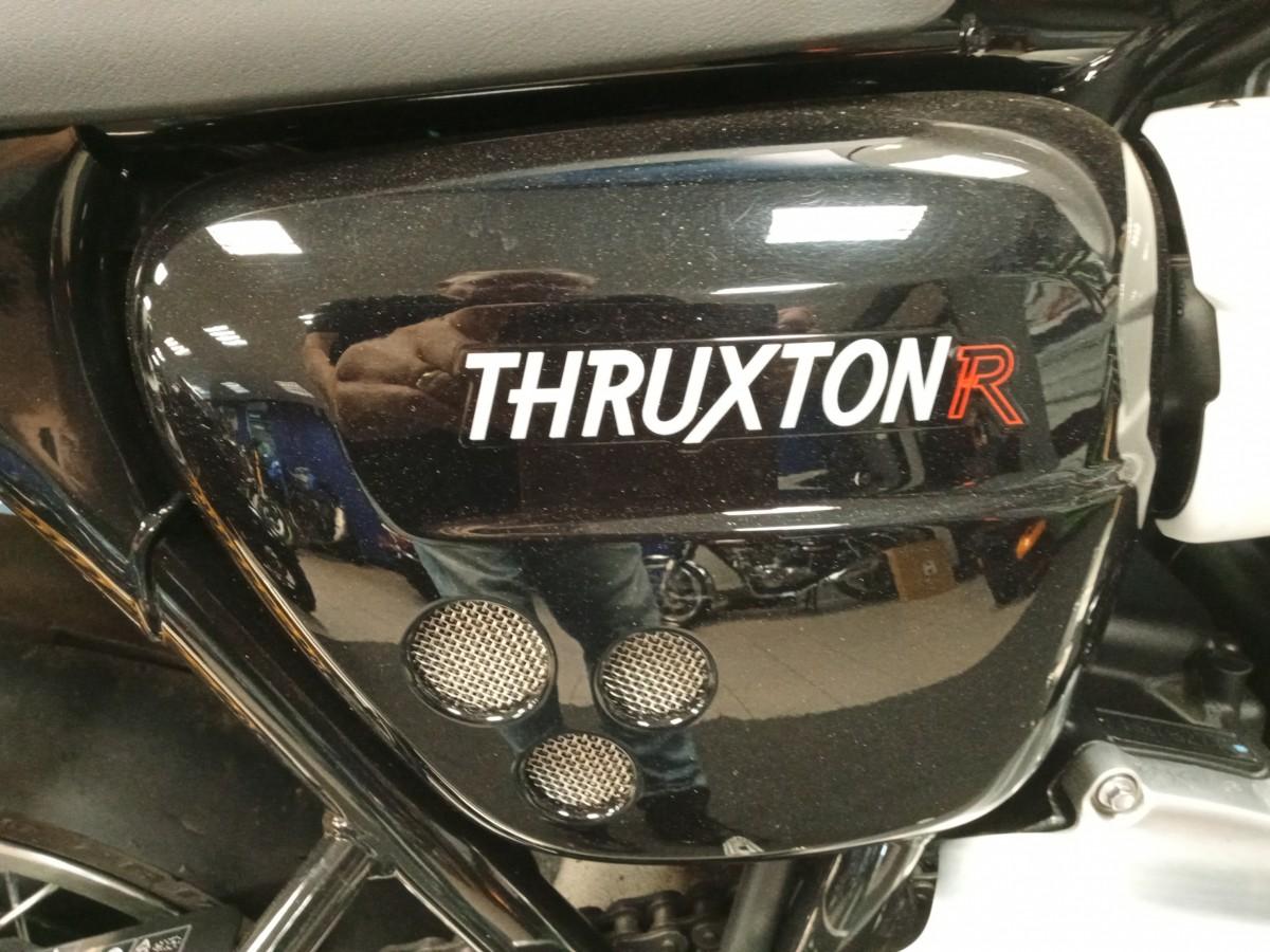 TRIUMPH THRUXTON 1200R 2018