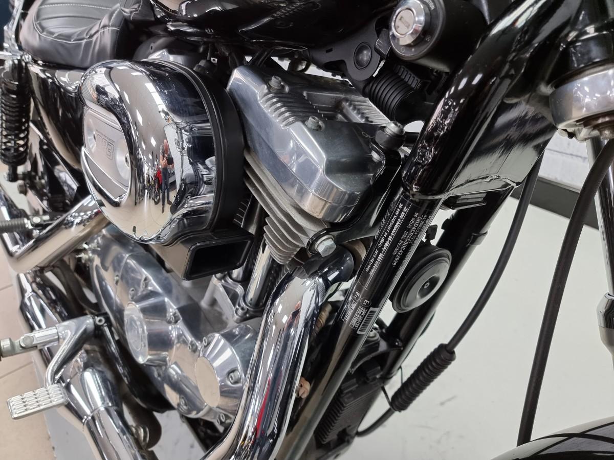 HARLEY-DAVIDSON SUPERLOW XL 883 L 13 2014