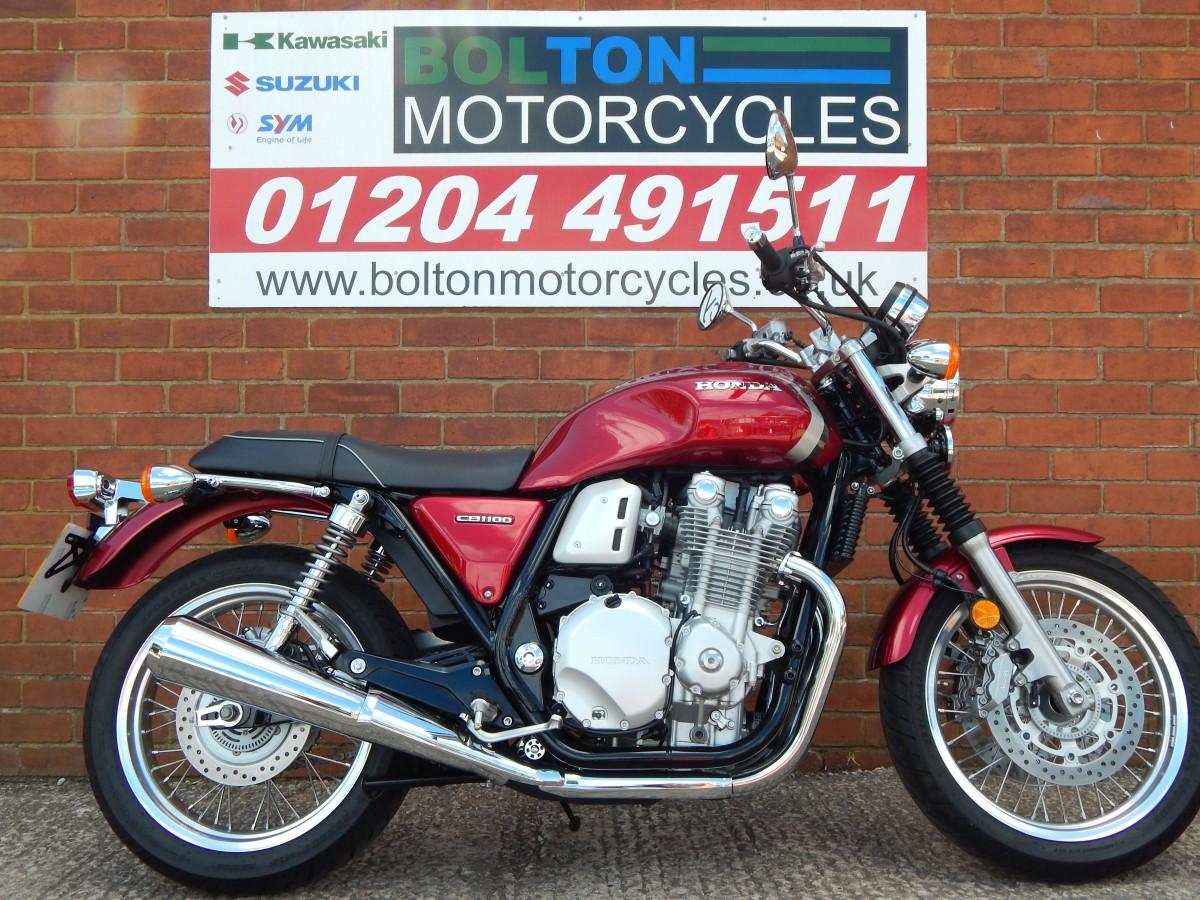 HONDA CB1100 CA-K NAKED MOTORCYCLE 2020