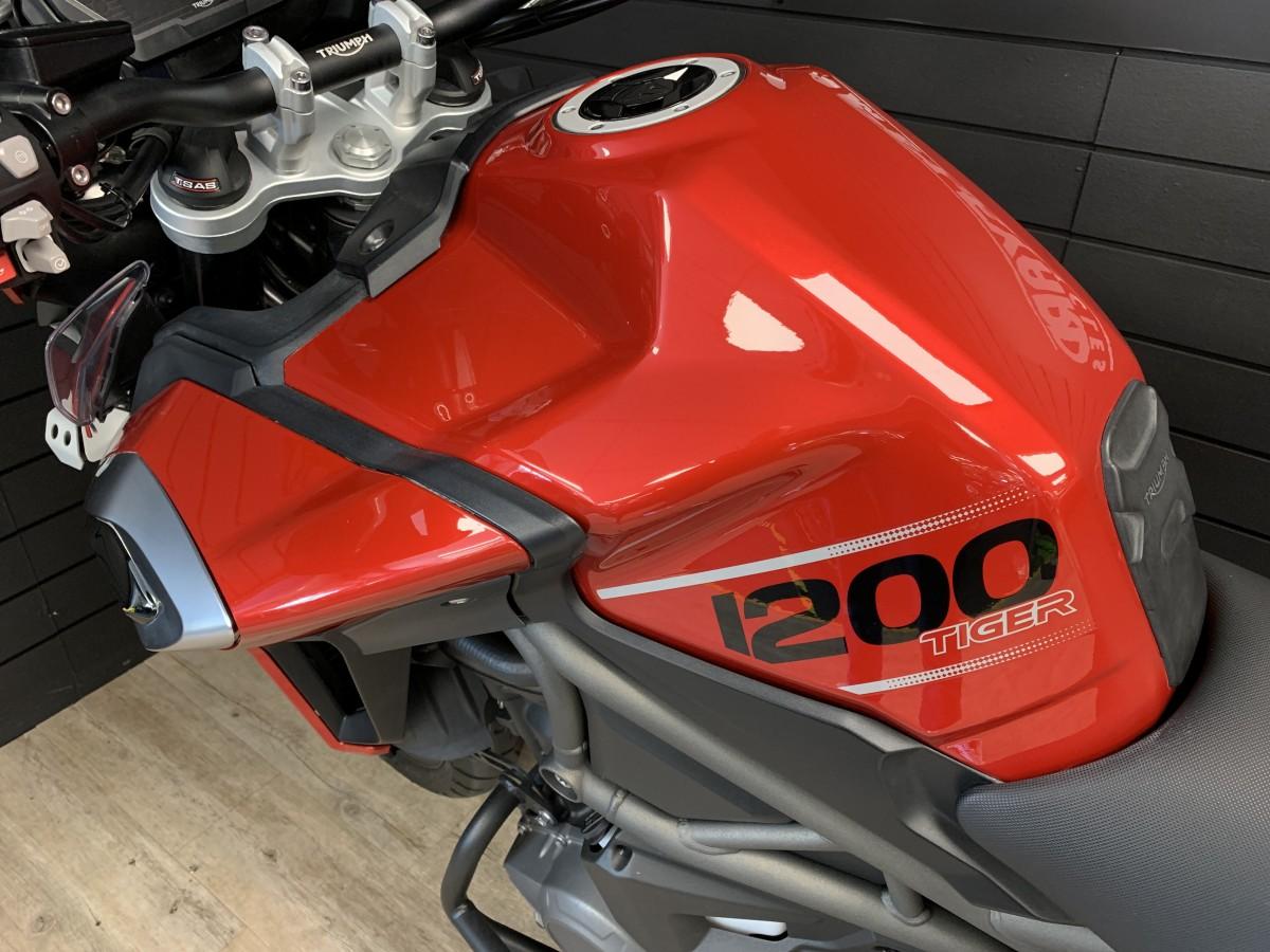 Triumph Tiger 1200 XRT 2018