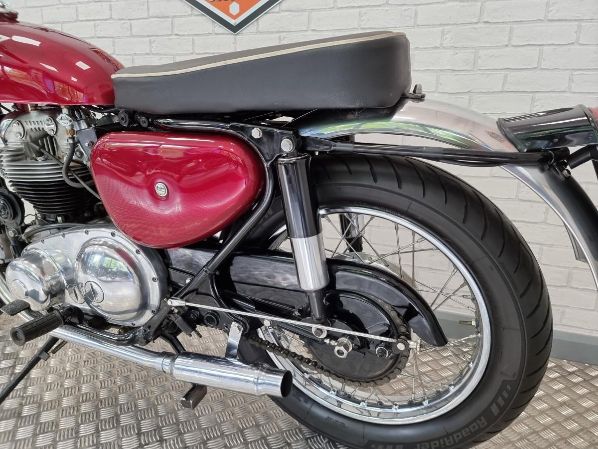 Norton N15cs 1968