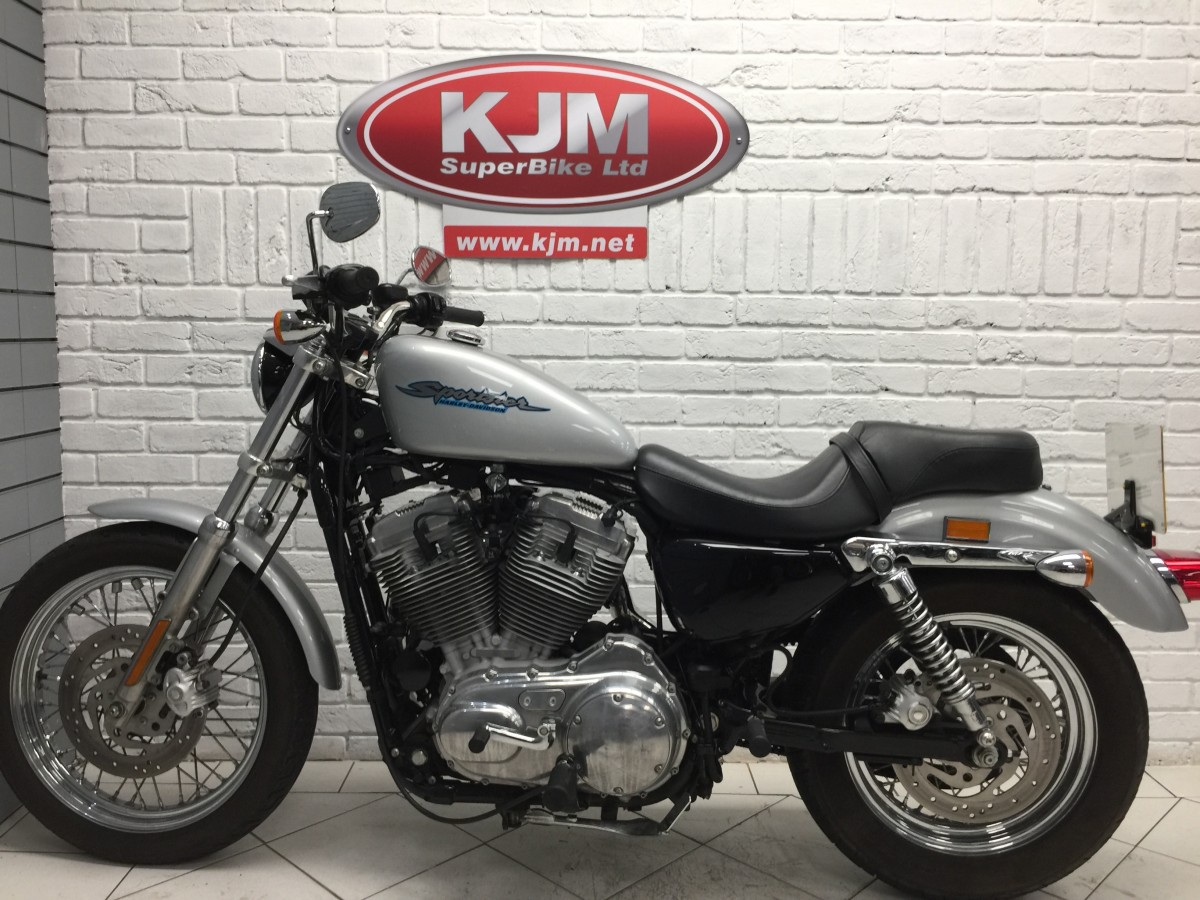 Harley Davidson XLH 883 2005