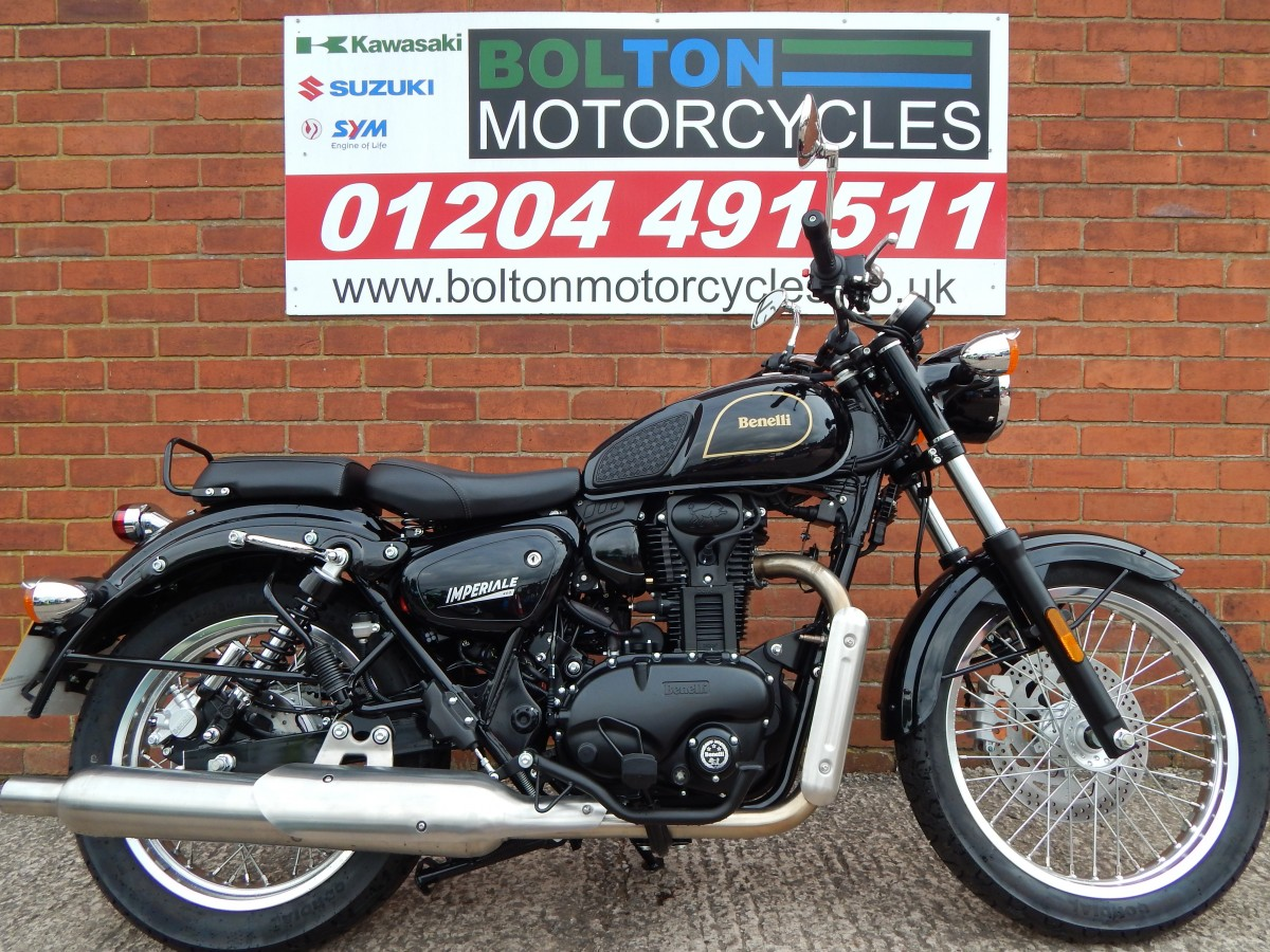 Buy Online BENELLI IMPERIALE 400 NAKED EURO4 MOTORCYCLE