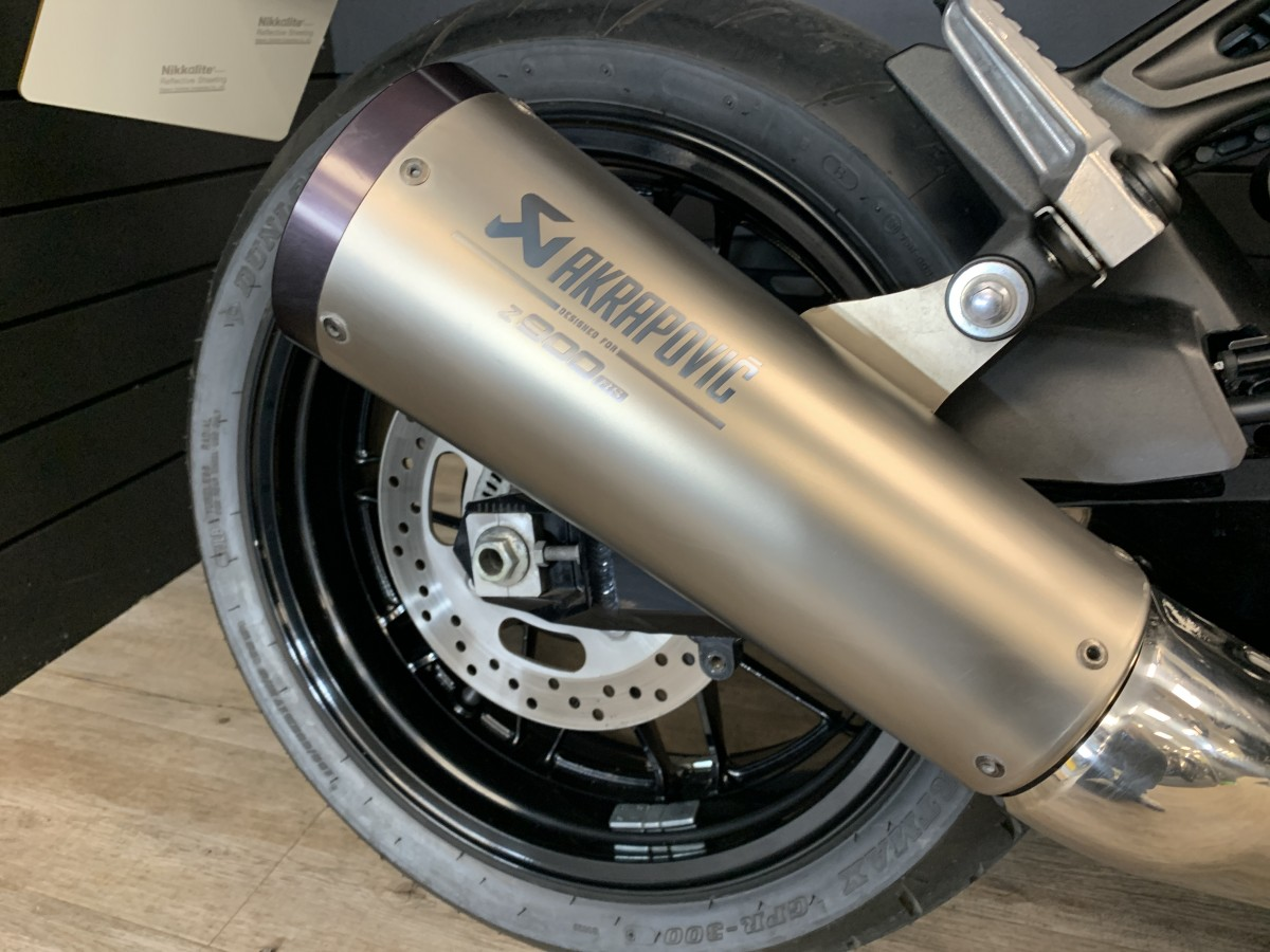 Kawasaki Z900RS Performance 2018