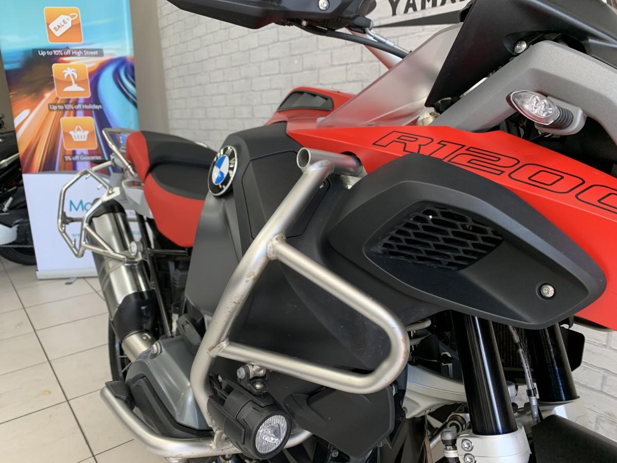 BMW R1200 GS ADVENTURE 2017