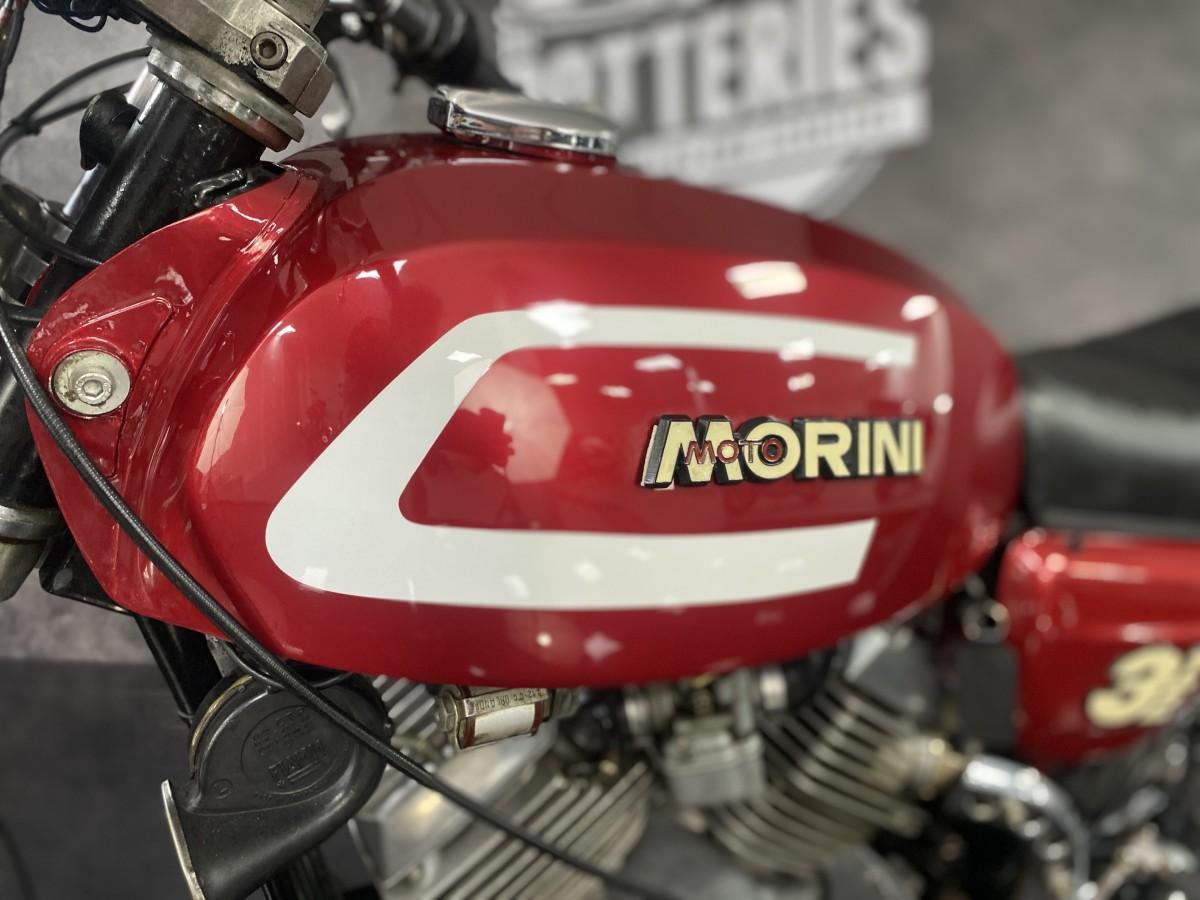 Moto Morini 3 1/2 1974