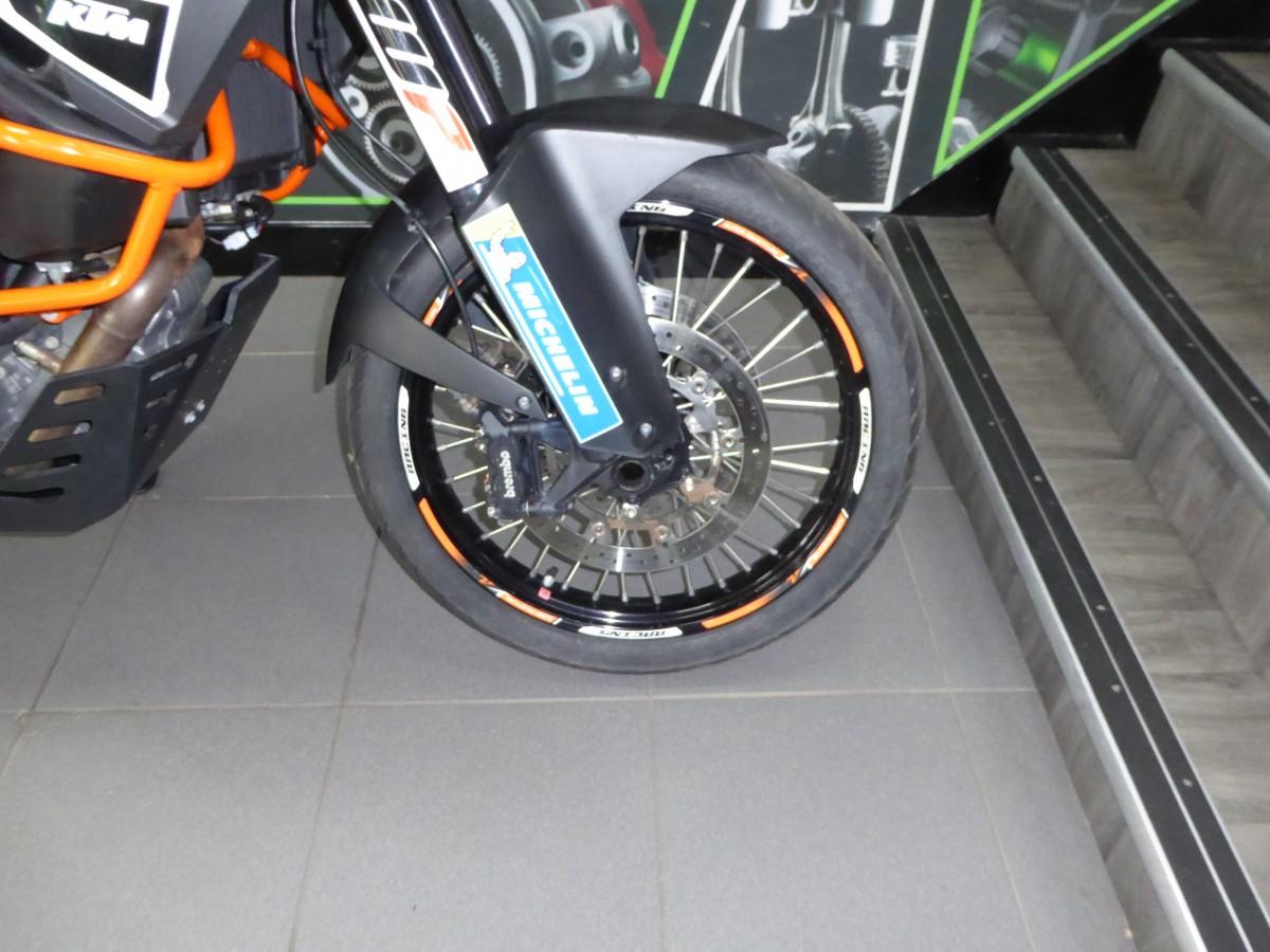 KTM 1290 SUPER ADVENTURE R 2018