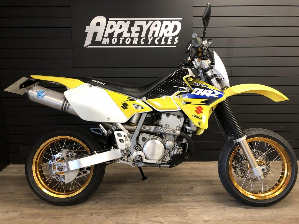Buy Online Suzuki DRZ 400