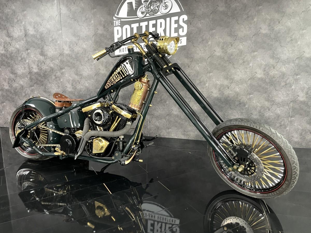 Buy Online Harley Davidson Custom Chopper